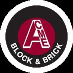 ACME Block & Brick Logo
